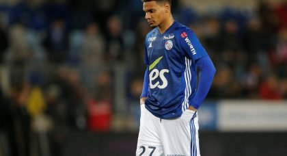 Arsenal joined by Manchester City in race for Strasbourg full-back Kenny Lala