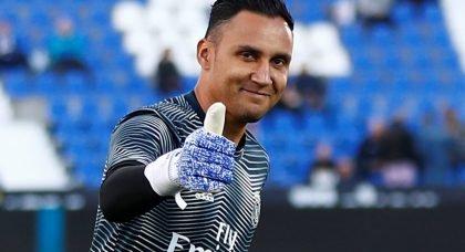 Manchester United offered Real Madrid goalkeeper Keylor Navas