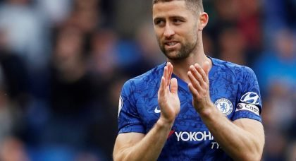 Chelsea defender Gary Cahill to be offered Premier League lifeline by Burnley