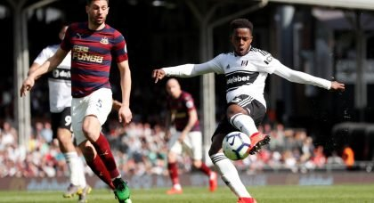 Tottenham Hotspur target Ryan Sessegnon wants summer switch from Fulham