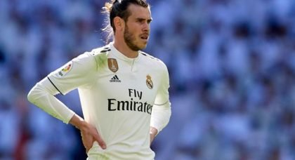 Manchester United planning loan move for Real Madrid forward Gareth Bale