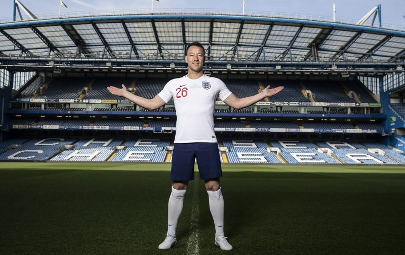 Chelsea legend John Terry to return to Stamford Bridge for Soccer Aid 2019
