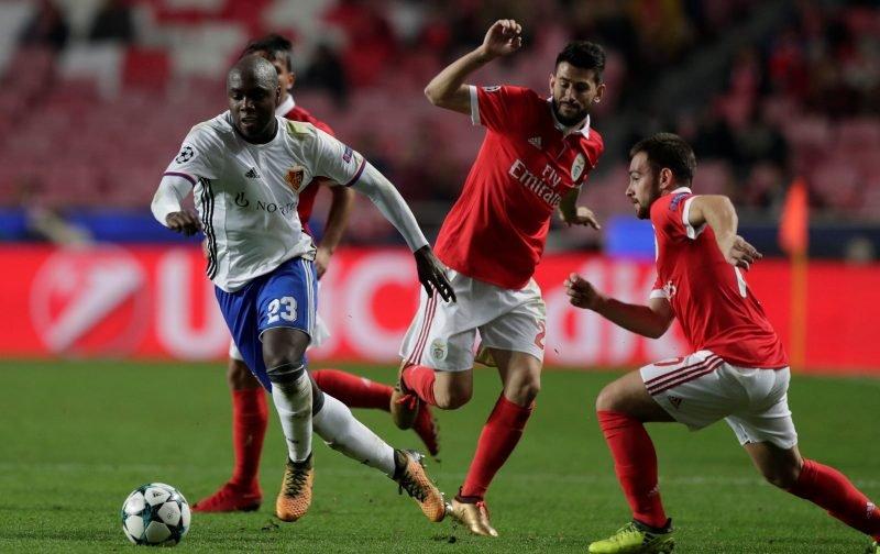 Arsenal eyeing a possible cut-price deal for FC Basel defender Eder Balanta
