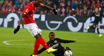 Newcastle United and Southampton have offers rejected for Mainz striker Jean-Philippe Mateta