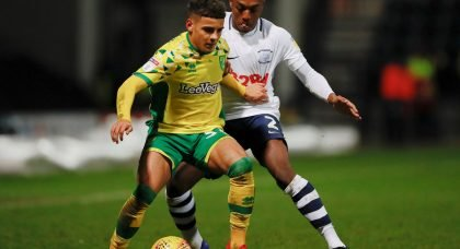 Manchester United ramp up interest in Norwich City starlet Max Aarons