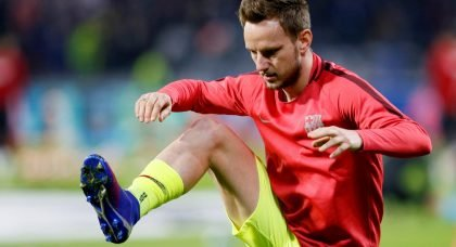 Manchester United turned down by FC Barcelona midfielder Ivan Rakitic