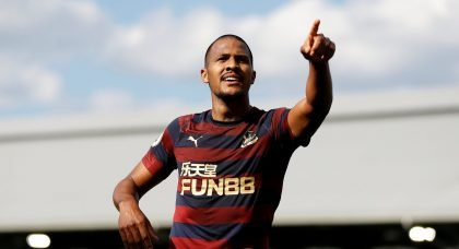 Newcastle United aim to seal deal for West Bromwich Albion striker Salomon Rondon