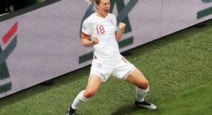Did You Know? Five facts about England's World Cup star Ellen White