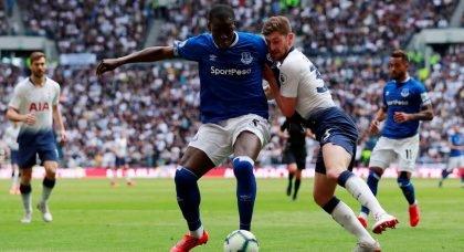 Everton attempting to keep Chelsea's Kurt Zouma at Goodison Park permanently