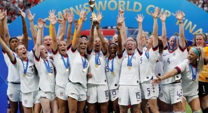 Women's World Cup 2019: Record-breaking numbers must be capitalised on