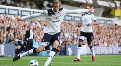 Where are they now? Tottenham Hotspur's top four Premier League side 2009/2010