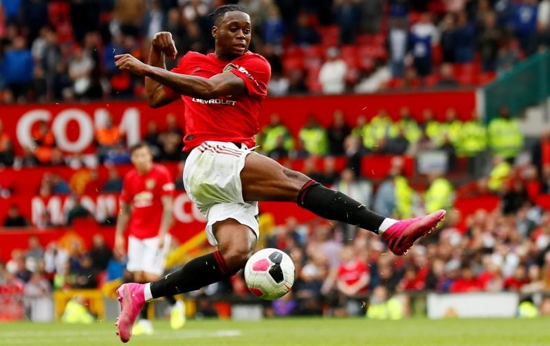Did You Know? Five facts about Manchester United right-back Aaron Wan-Bissaka