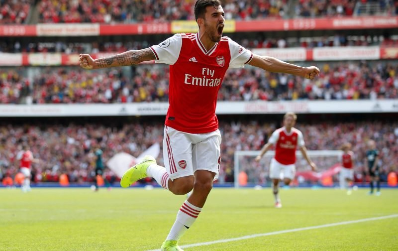 Arsenal loanee Dani Ceballos will attempt to pursue a permanent move to the Gunners following meeting with Real Madrid President