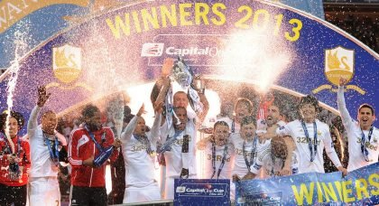 EFL Cup Flashback: Swansea City's 2013 League Cup winning team
