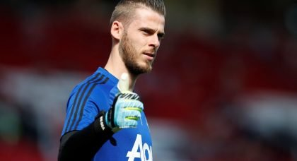 Manchester United goalkeeper David de Gea signs new long-term deal