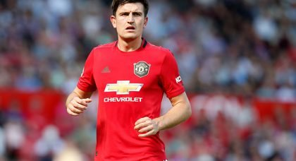 Manchester United first contacted Harry Maguire back in 2011