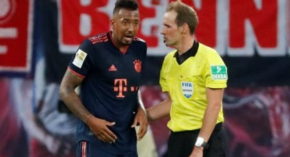 Manchester United boss Ole Gunnar Solskjaer has been offered the chance to sign Jerome Boateng, who Jose Mourinho was prevented from securing in 2018