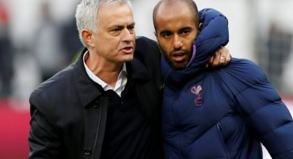 Tottenham Hotspur team news: Mourinho's predicted XI vs Olympiakos – Ben Davies to miss out