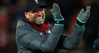 Three players Liverpool could sign in the January transfer window