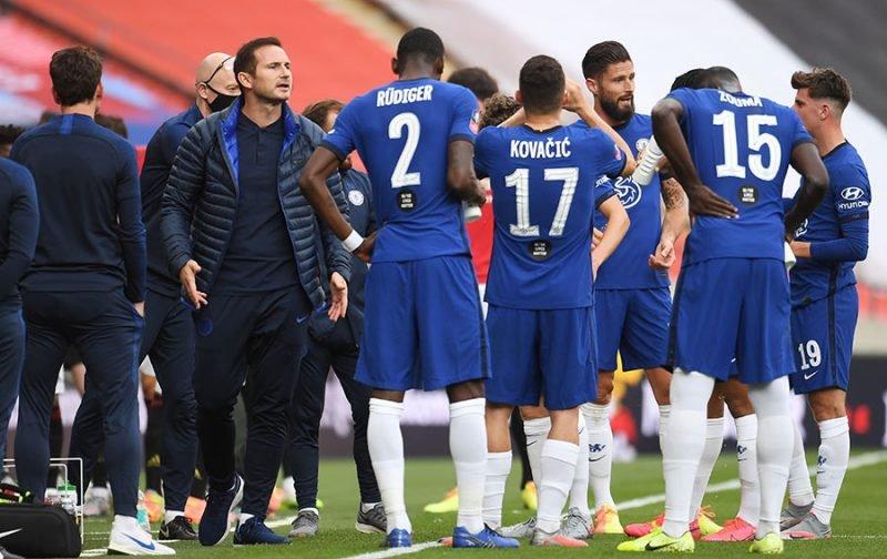 Chelsea Xi Vs Arsenal Frank Lampard S Predicted Fa Cup Final Selection Shoot