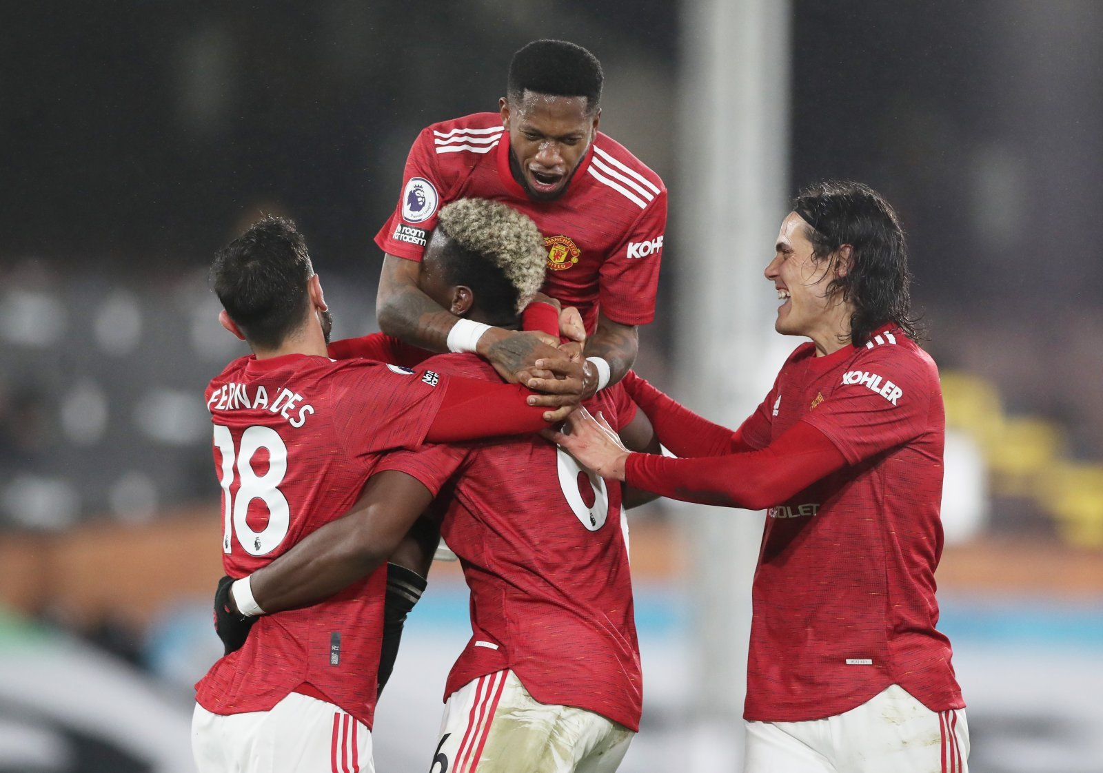 Manchester United team news and predicted line-up vs ...